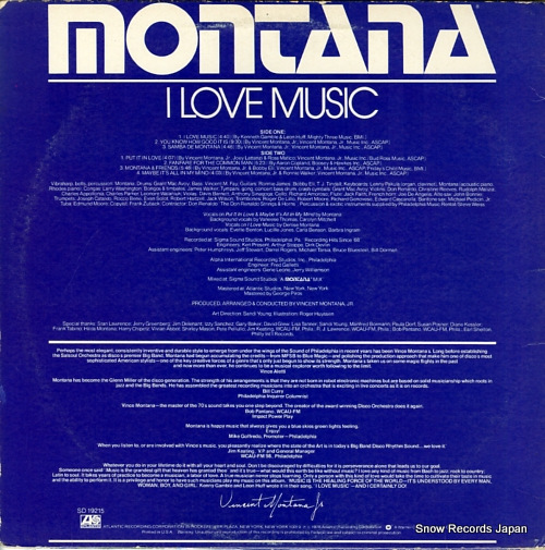 MONTANA i love music SD19215 - back cover