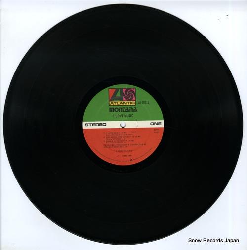 MONTANA i love music SD19215 - disc