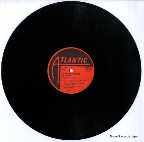 MANHATTAN TRANSFER, THE bop doo-wopp P-13068 - disc