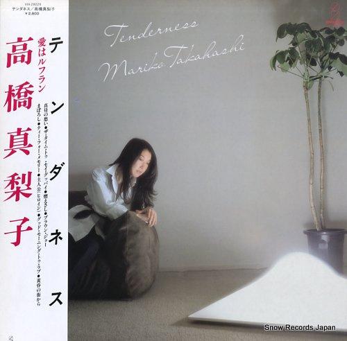 TAKAHASHI MARIKO - tenderness - LP
