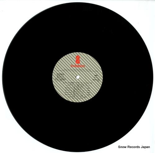 SOUTHERN ALL STARS stereo taiyo-zoku VIH-28045 - disc