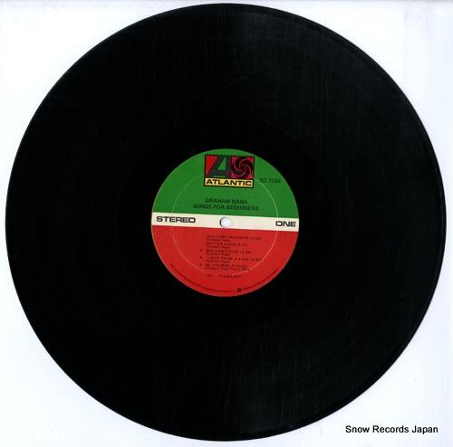 NASH, GRAHAM songs for beginners SD7204 - disc