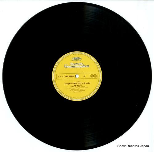 BOHM, KARL schubert; symphony no.7(9)in c major op.posth MG-2006 - disc