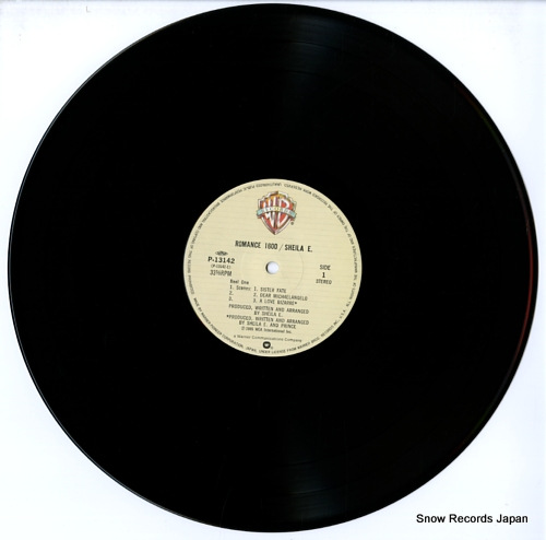 SHEILA E. romance 1600 P-13142 - disc