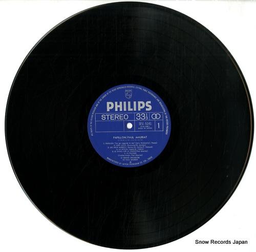 MOURIAT, PAUL papillon SFX-5141 - disc