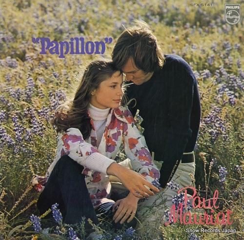 MOURIAT, PAUL papillon SFX-5141 - front cover