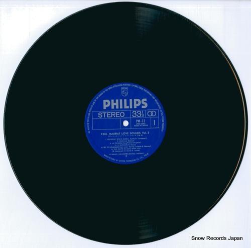 MAURIAT, PAUL love sounds vol.3 PM-12 - disc