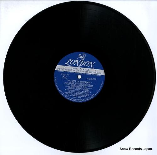 V/A the best of bluegrass SLC(M)227 - disc