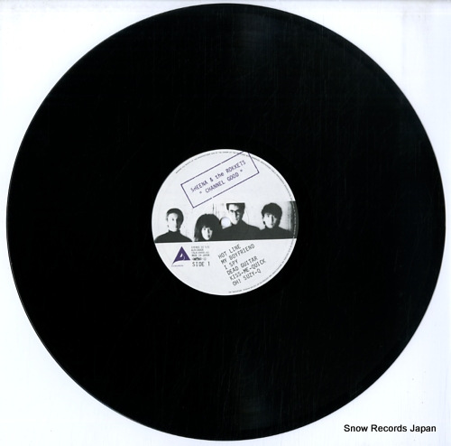 SHEENA AND THE ROKKETS channel good ALR-28005 - disc