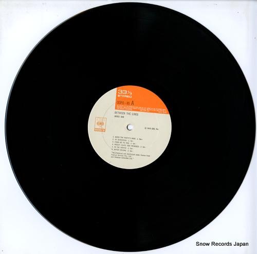 IAN, JANIS between the lines SOPO-85 - disc