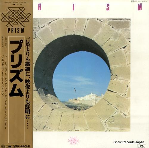PRISM prism MR3072 - front cover