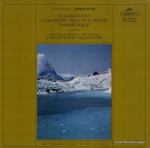 SILVESTRI, CONSTANTIN tchaikovsky; symphony no.6