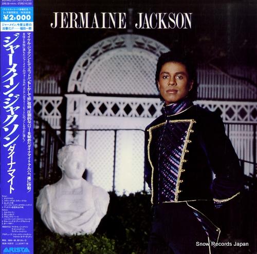 JACKSON, JERMAIN jermaine jackson 20RS-58 - front cover
