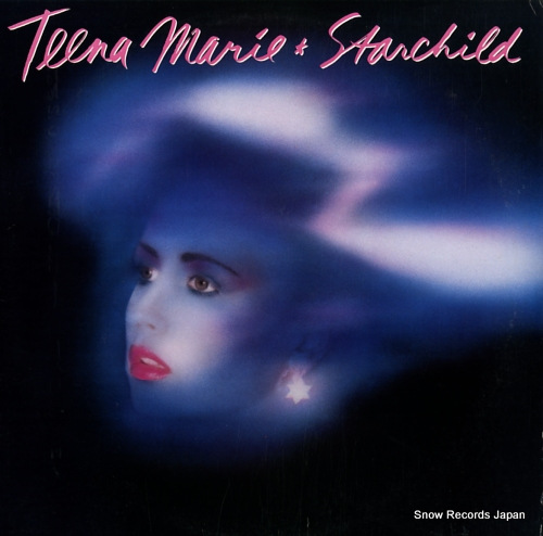 MARIE, TEENA starchild FE39528 - front cover