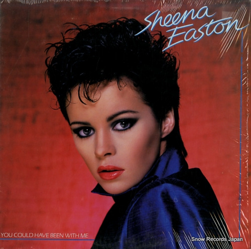 EASTON, SHEENA you could have been with me SW-17061 - front cover