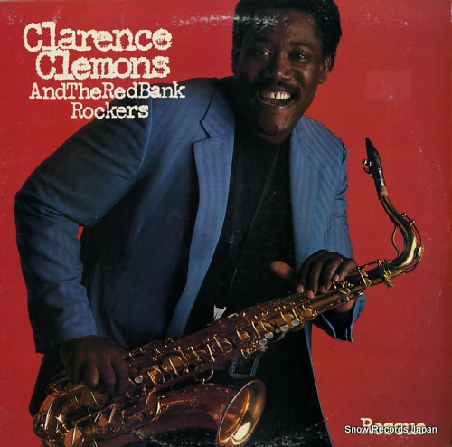 CLEMONS, CLARENCE AND THE RED BANK ROCKERS rescue BFC38933 - front cover