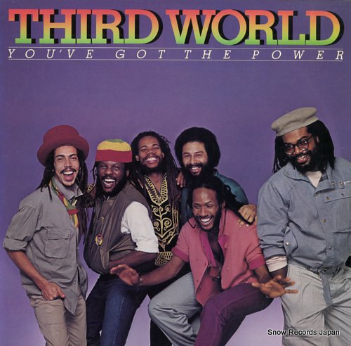 THIRD WORLD you've got the power FC37744 - front cover