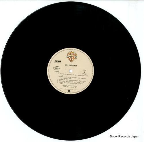 LABOUNTY, BILL bill labounty P-11134 - disc