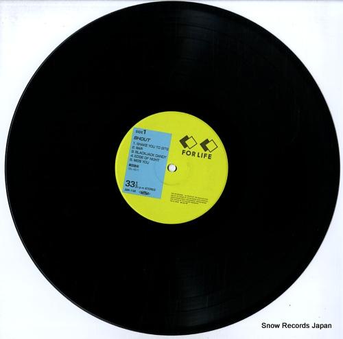 SHIBATA, KYOHEI shout 28K-132 - disc