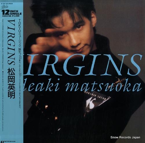 MATSUOKA HIDEAKI - virgins - 33T