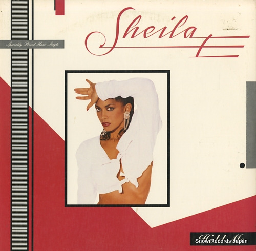 SHEILA E. hold me 20579-0 - front cover