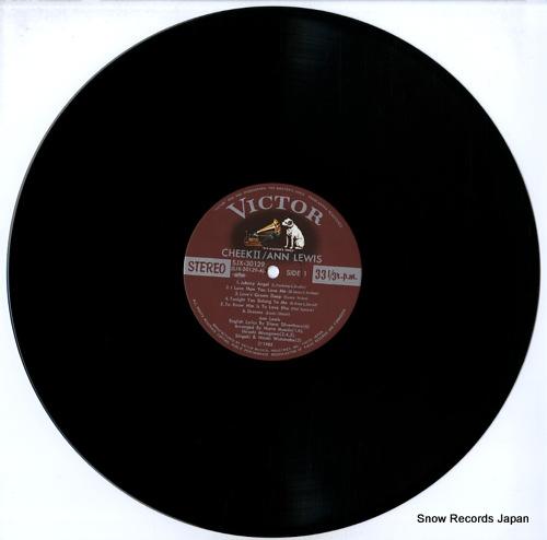 LEWIS, ANN cheek 2 SJX-30129 - disc