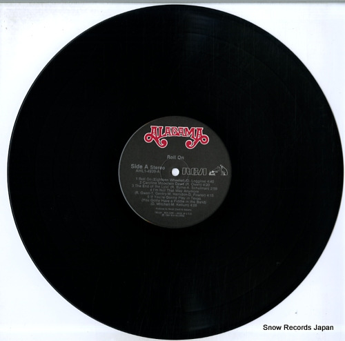 ALABAMA roll on AHL1-4939 - disc