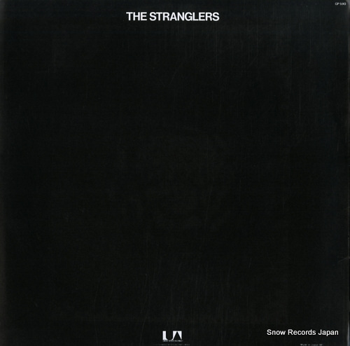STRANGLERS, THE black and white GP590 - back cover