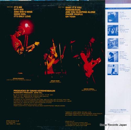 STERLING city kids AMP-28003 - back cover