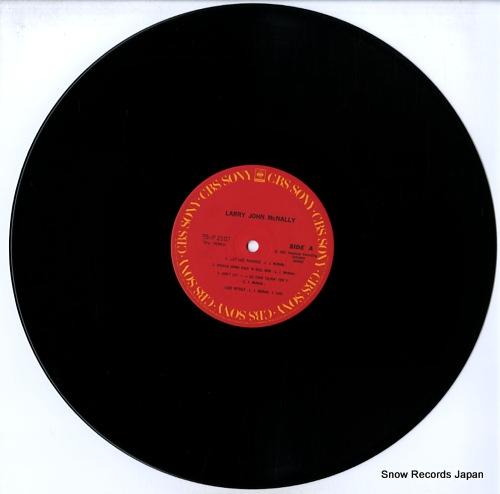 MCNALLY, LARRY JOHN larry john mcnally 25AP2107 - disc