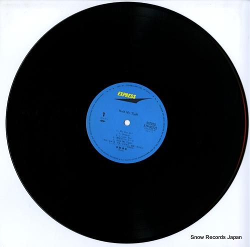 ABE, YASUHIRO hold me tight ETP-90222 - disc