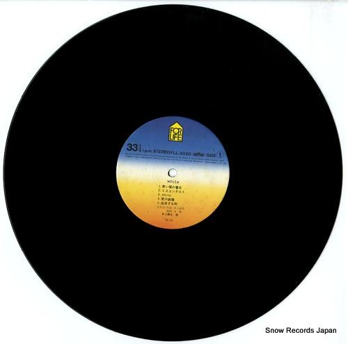 INOUE, YOSUI white FLL-5020 - disc