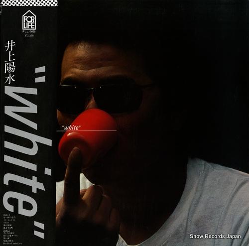 INOUE, YOSUI white FLL-5020 - front cover