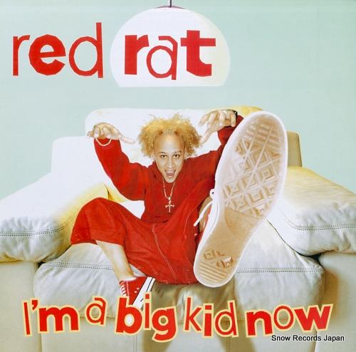レッド・ラット i'm a big kid now GREL260