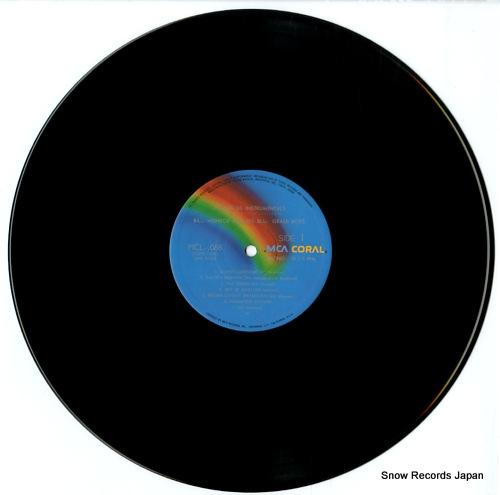 MONROE, BILL bluegrass instrumentals MCL-1058 - disc