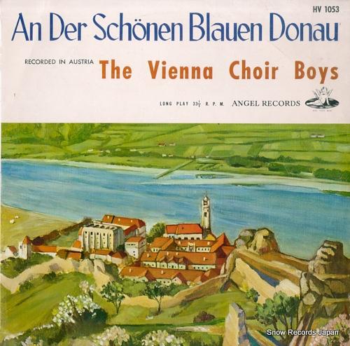 ウィーン少年合唱団 美しき青きドナウ HV1053