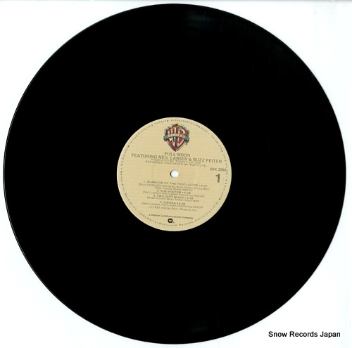 FULL MOON full moon BSK3585 - disc