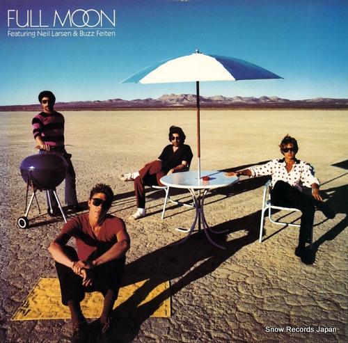 FULL MOON full moon BSK3585 - front cover