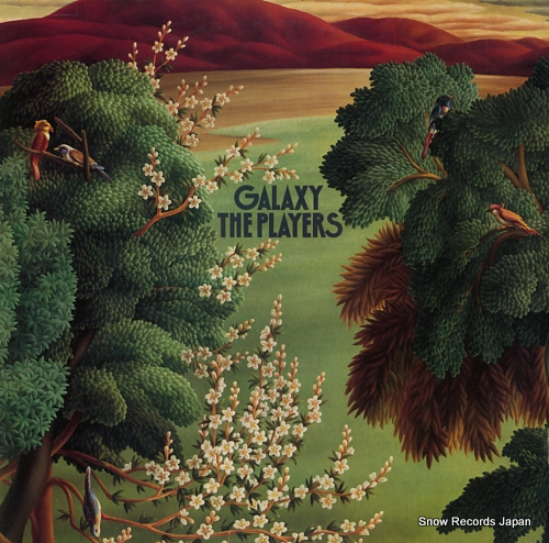 PLAYERS, THE galaxy 25AP1011 - front cover