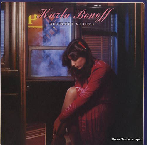 BONOFF, KARLA restless nights JC35799 - front cover