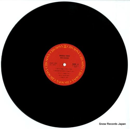 SCAGGS, BOZ middle man 25AP1760 - disc