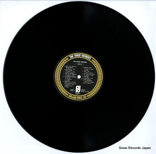 THREE DEGREES, THE grand prix 20 29AP31 - disc