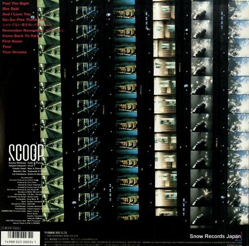 SCOOP scoop 28HB-7005 - back cover