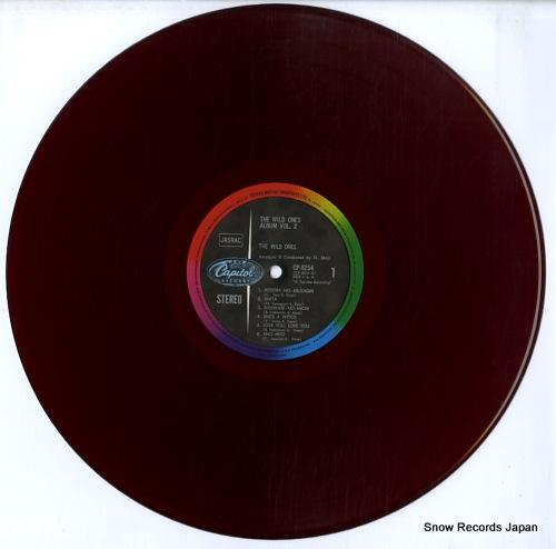 ザ・ワイルド・ワンズ ザ・ワイルド・ワンズ・アルバム第2集 CP.8254