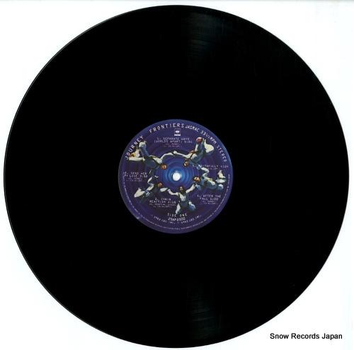 JOURNEY frontiers 25AP2500 - disc