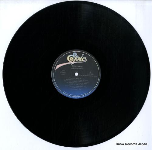 IGLESIAS, JULIO momentos 28.3P-400 - disc