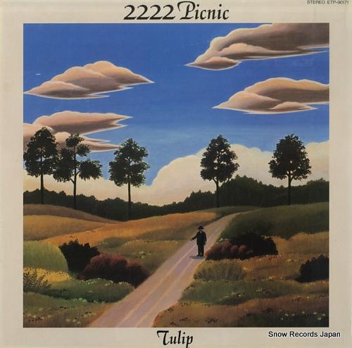 TULIP 2222 picnic ETP-90171 - front cover