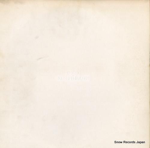 NOGUCHI, GORO nissei theatre MRA9606/7 - back cover