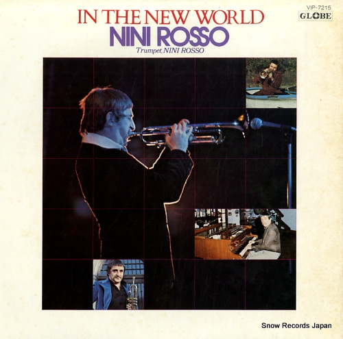 ROSSO, NINI in the new world VIP-7215 - front cover