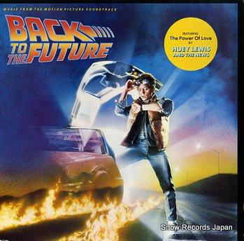 サウンドトラック back to the future MCA-6144